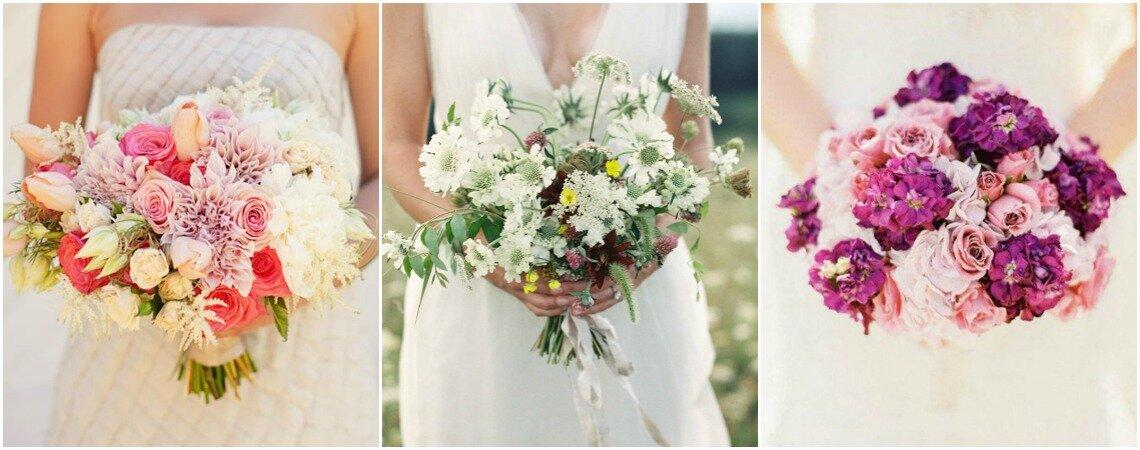 Ramos de novia: ¡Una selección auténtica para brillar en tu gran día!