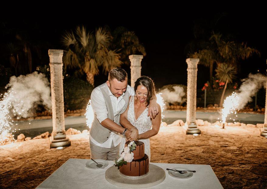 Monte das Oliveiras: a fábula do seu casamento num cenário idílico e glamoroso