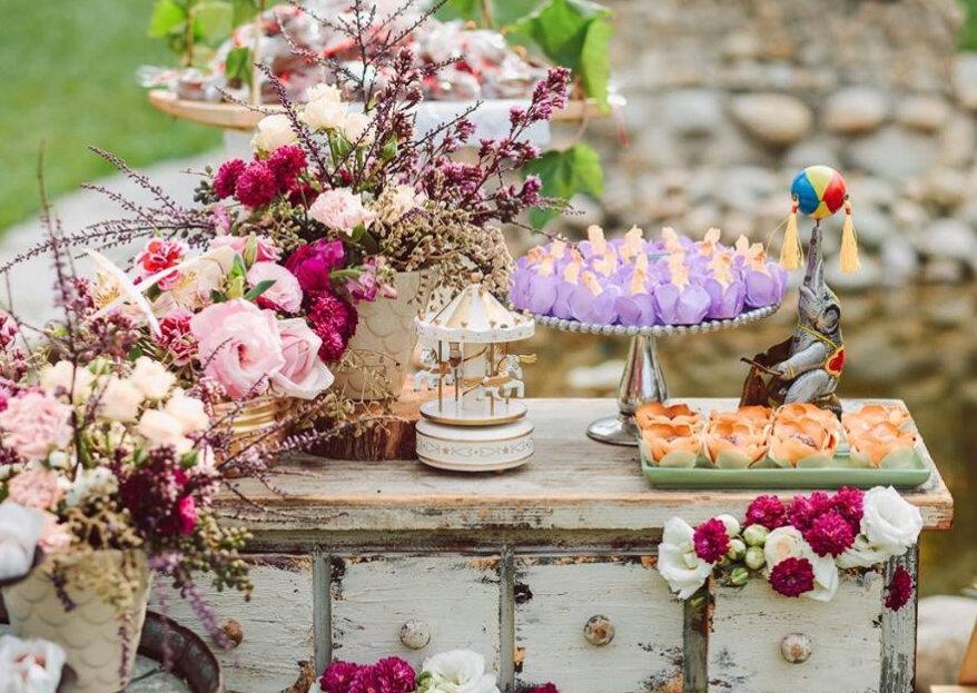 11 detalhes originais que você não viu em casamentos (ainda)!