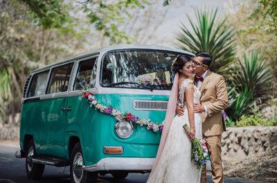 Rosario y Marcos: cuando el amor se descubre en la primera mirada