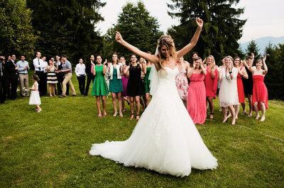 Heiraten hebt die Stimmung und macht glücklich - ganz offiziell!