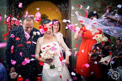 Ecco le 3 cose su cui NON risparmiare per il tuo matrimonio