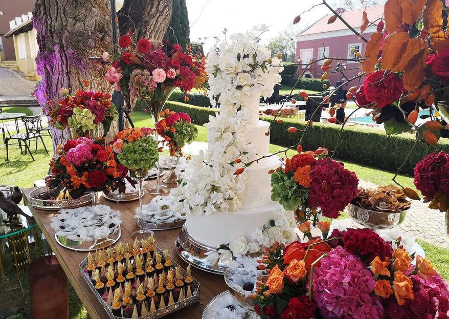 Renata Ibãnez: bolos de noiva personalizados com amor, dedicação e muita doçura