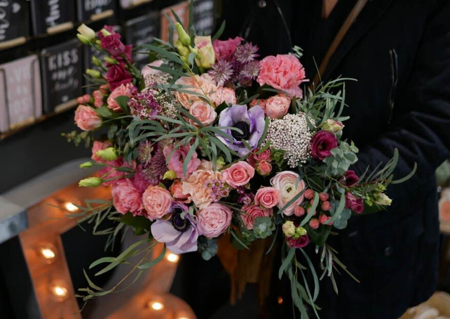 Briant Artisan Fleuriste : « La simplicité est belle »