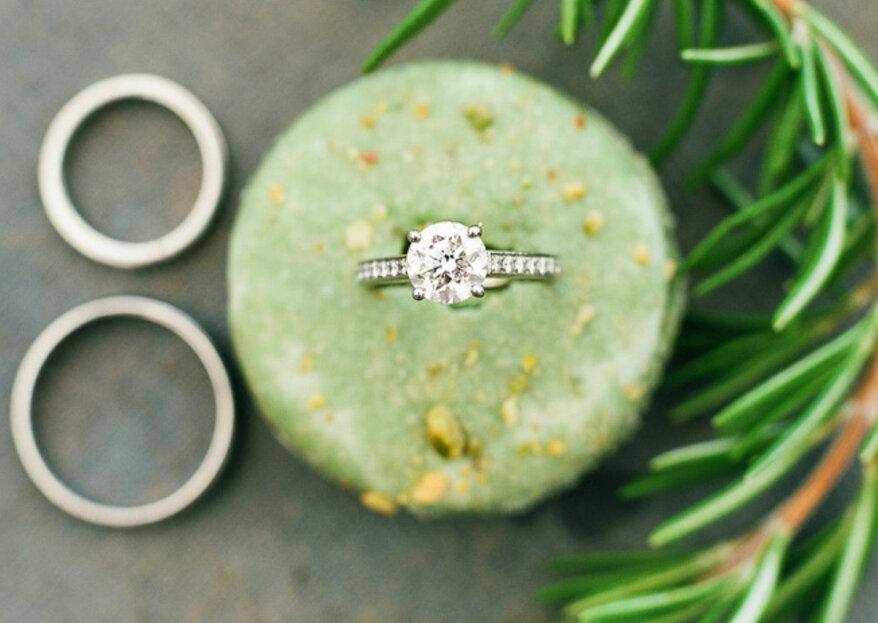 Cómo acertar con tu anillo de compromiso: la regla de las 4 C's