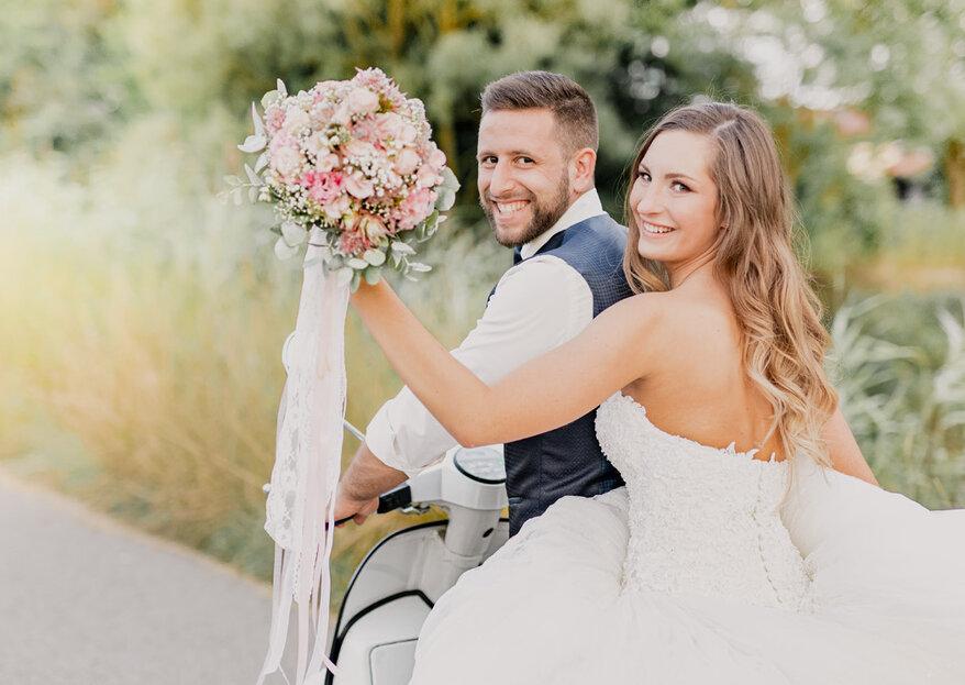 Hochzeit hautnah erleben - auf der Mr & Mrs Hochzeitsmesse  in Calw