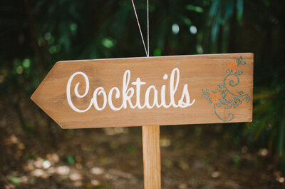 Avoid these 4 faux pas that plague cocktail wedding receptions!