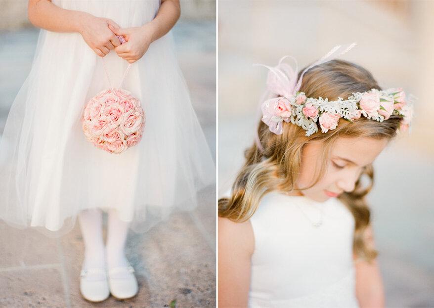 5 Tipps, wie Sie Ihre Kinder perfekt für die Hochzeit stylen - Kleine Hochzeitsgäste ganz groß!