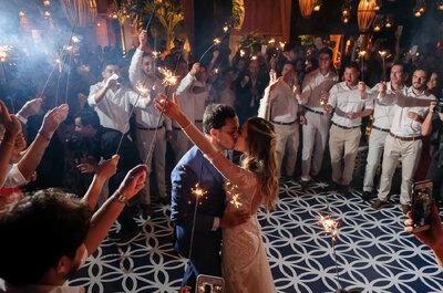 Casamento de Ana Cláudia & André: o amor à primeira vista ainda vive!!!