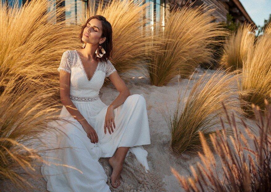 La collection de robes de mariée Marylise 2020 en exclusivité chez Printemps Mariage