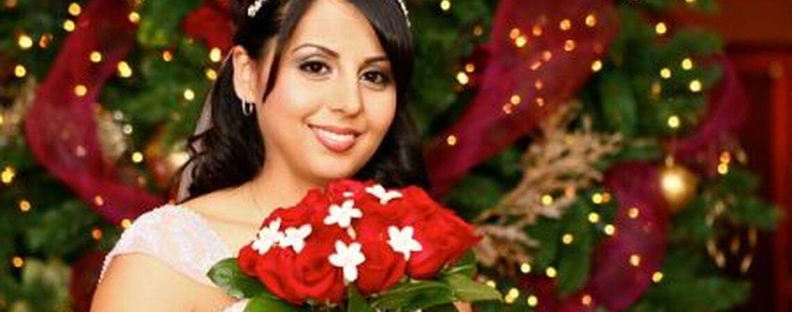 Inviti Matrimonio Natalizio : Decorazioni a tema per un matrimonio natalizio