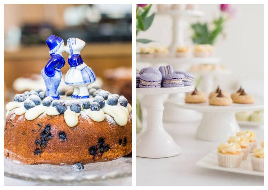 Bruiloft Desserts 5 Heerlijke En Originele Ideeen