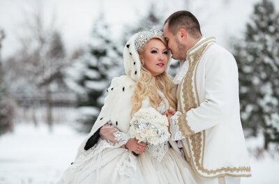 Музыкальная шкатулка: свадьба в Стиле Екатерины Великой