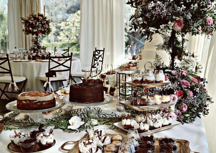 ¿Qué sabores representan vuestra historia de amor? ¡Descúbrelo con el mejor catering!