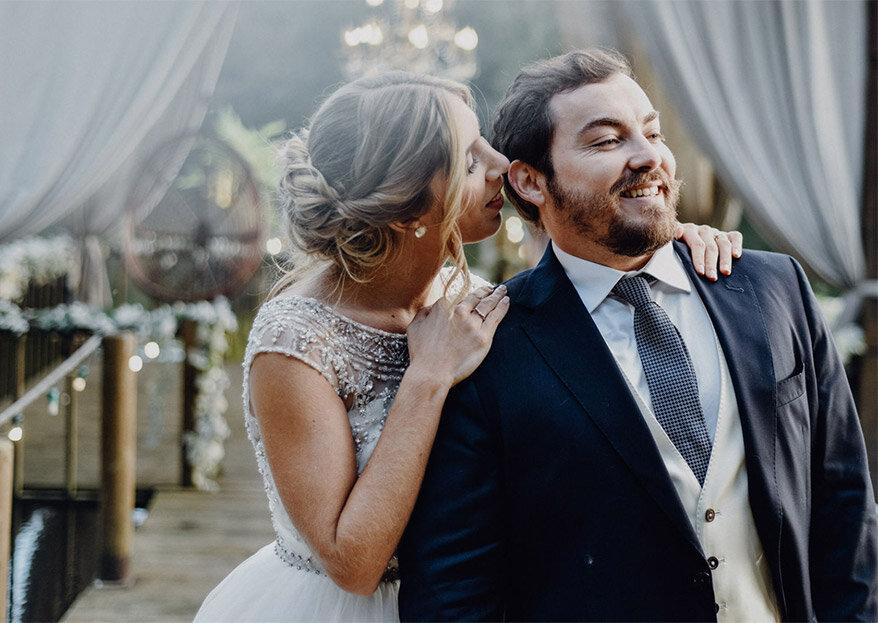 O dia inesquecível de Marta & António, um casal descontraído, feliz e apaixonado