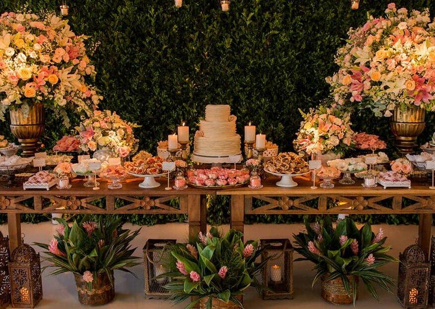 Portal de Rosas es creatividad a tu estilo: ¡vive una boda de ensueño!