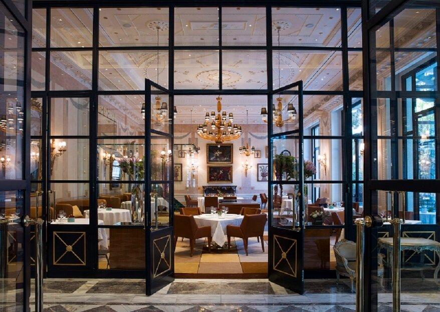 Palazzo Parigi: aprite le porte ai vostri sogni...