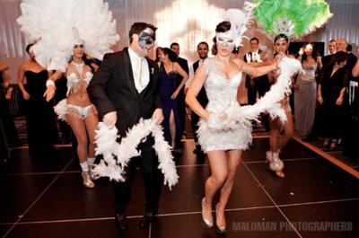 É carnaval: ideias sensacionais para lembrancinhas de casamento