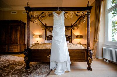 Wie gestaltet man sein Wunsch-Brautkleid: Designer verraten alle Möglichkeiten