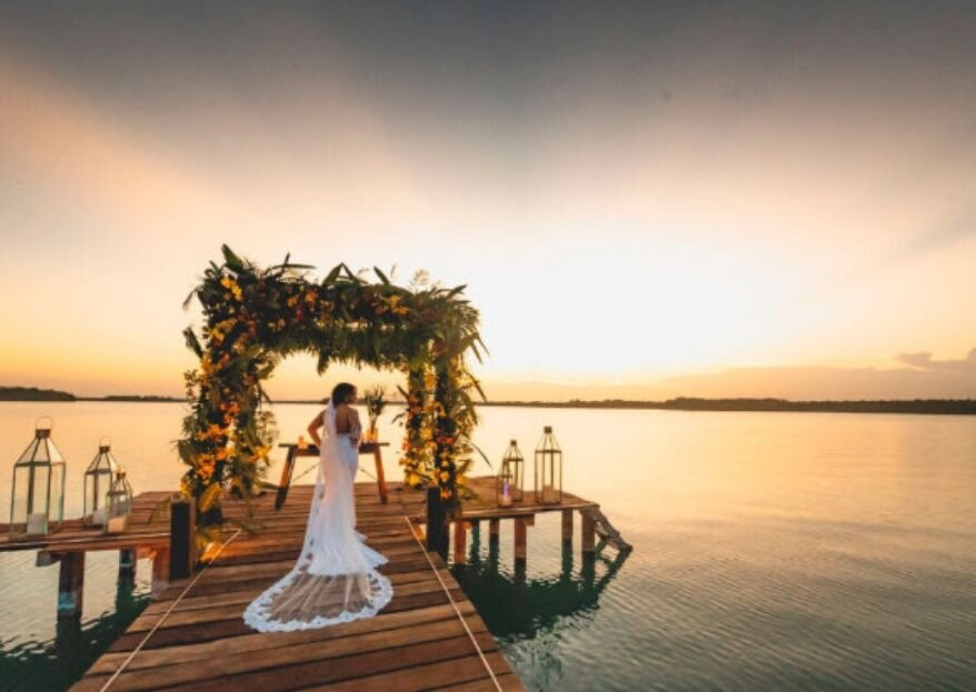 ¿Te casas en la playa? Descubre los lugares más exclusivos en Quintana Roo para este 2020
