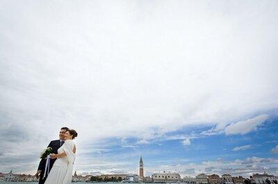 I 5 migliori atelier da sposa a Venezia