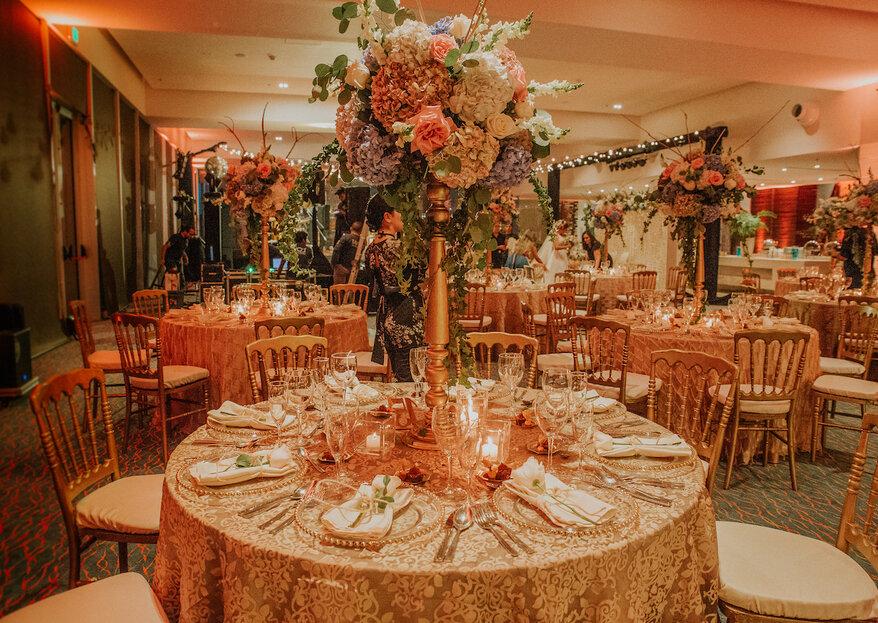 La boda de tus sueños en manos de los mejores: ¡enamórate del trabajo de MCM Wedding & Event Planner!