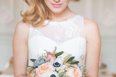 Brautfrisuren, die jeder Braut stehen – Finden Sie Ihre Hochzeitsfrisur!