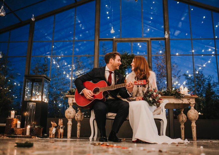 ¡Comienza la fiesta!: elige la mejor música y entretenimiento para tu boda