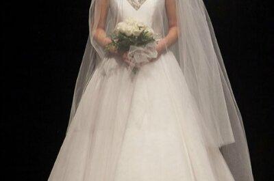 Colección de vestidos de novia y fiesta Pepe Botella 2014