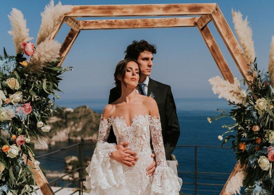 Un giorno speciale da pianificare con la wedding planner giusta per voi...