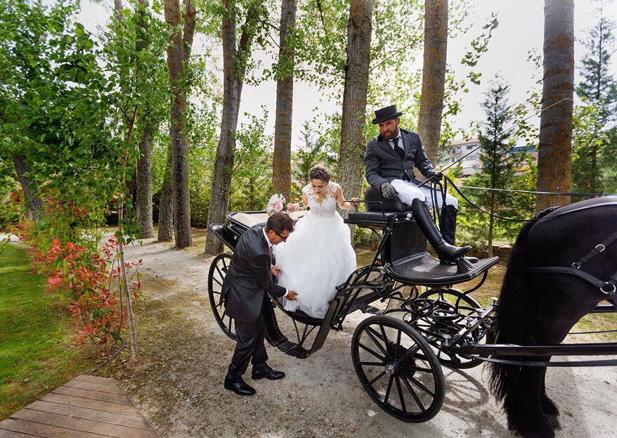 Quinta da Charrete: um casamento histórico em glamour, gastronomia e serviço de excelência