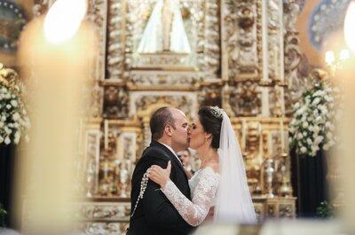 Rafaella e Eduardo: casamento clássico dos sonhos em São Paulo