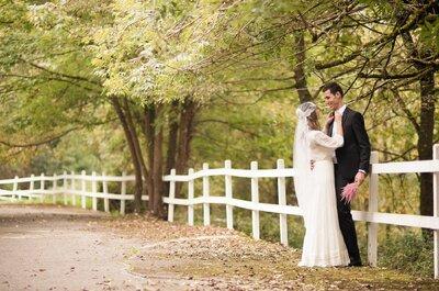 Una boda de ensueño en el País Vasco: el gran día de Erika e Ion