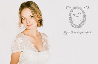 Brautkleider von Saja Wedding aus der Brautkleider Kollektion 2013