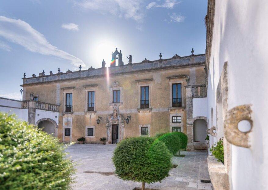 Masseria Palesi: rural elegance in the heart of Puglia