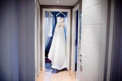 Come conservare il tuo abito da sposa: 6 consigli da non perdere