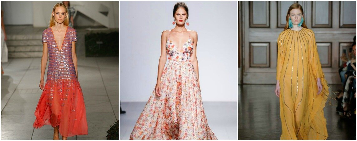 New York Fashion Week primavera-estate 2018: stili irresistibili