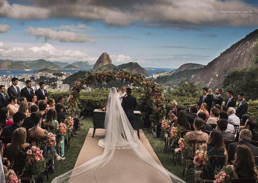 Um time de profissionais para planejar um casamento de respeito: fornecedores que arrasam no que fazem!