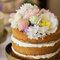 Naked Cake Hochzeitstorte 2016