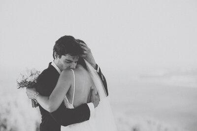 Ana & Tiago: 3 pedidos de casamento e um dia inesquecível!