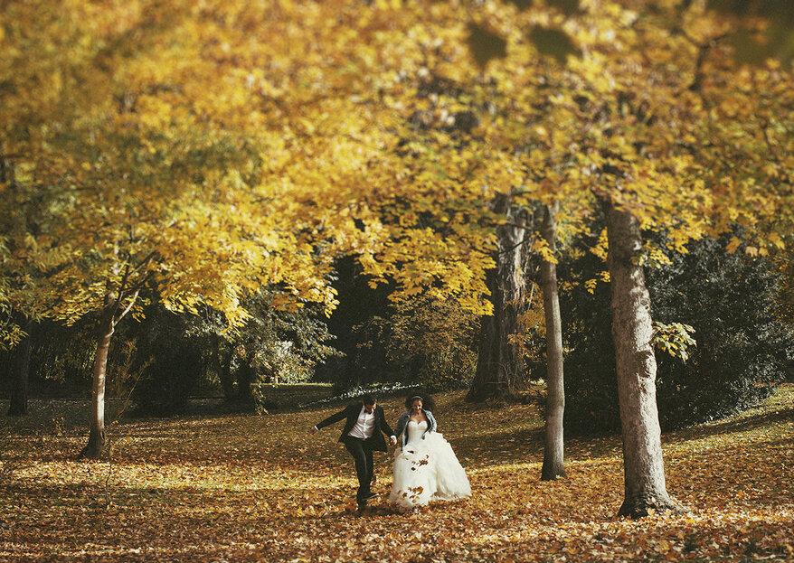 5 tolle Pre-Weddingpläne für den Herbst!