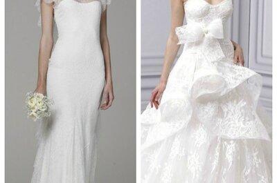 Los 20 vestidos de novia más bonitos de todos los tiempos
