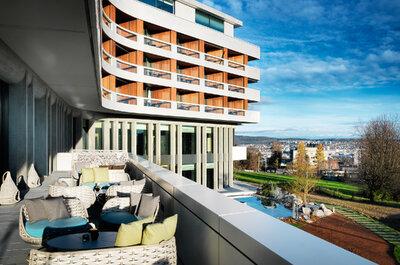 Natur trifft auf Design – Bei einer Traumhochzeit im Hotel Atlantis by Giardino