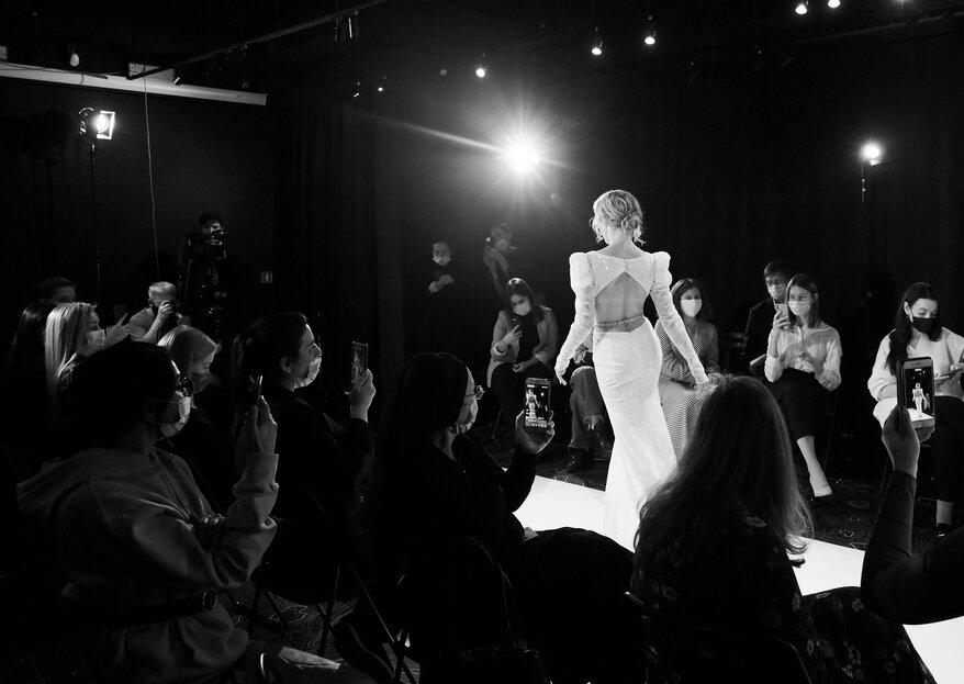 St.Petersburg Bridal fashion week-2020: ода минимализму, экологичные тенденции и неприкрытая роскошь.