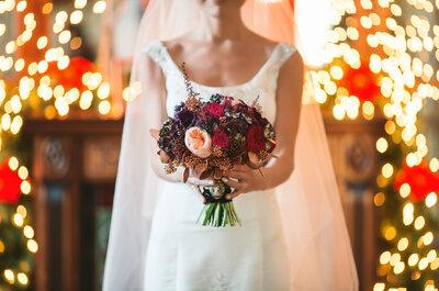 Matrimonio y Navidad, la más linda de las excusas…