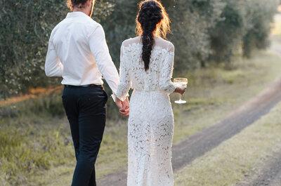 El olivo: inspiración mediterránea para tu boda