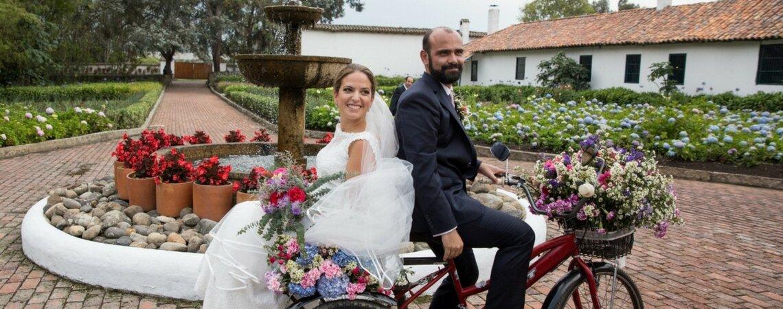 Haciendas para matrimonios en Bogotá y alrededores: ¡Las mejores para celebrar tu gran día!