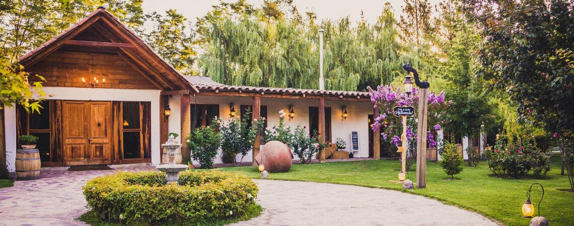 El rincón de Centro de Eventos Antumalal: encuentra un lugar que combine la exclusividad con el lujo en los detalles