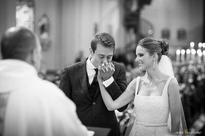 Luiza & Trajano: casamento clássico animadíssimo em Curitiba!