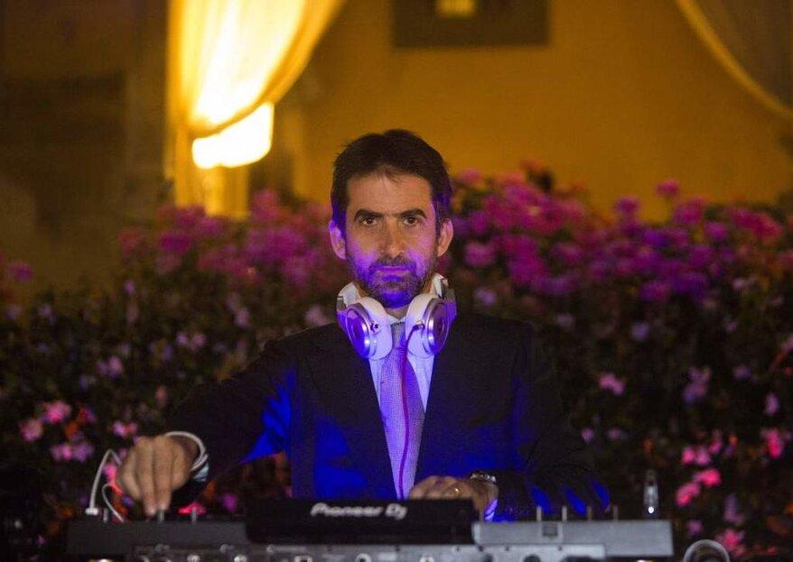 DJ Lorenzo d'Amelio: l'emozione musicale delle vostre nozze